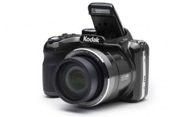 Kodak PIXPRO AZ422 Bridge Camera 20MP 42x Zoom 3.0LCD Lithium 24mm Wide Black